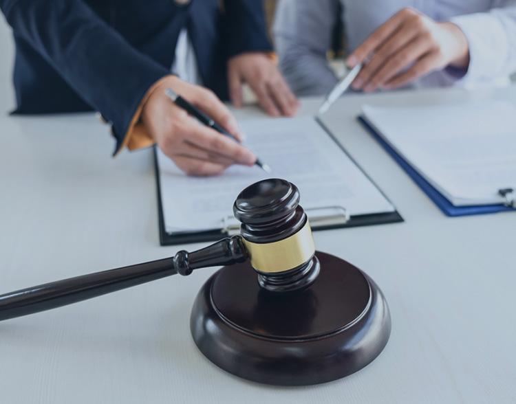 Gestión Jurídica y Legal